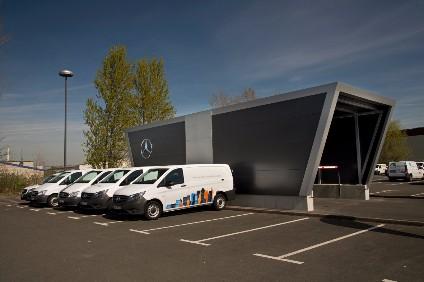 Mercedes-Benz Vans operators