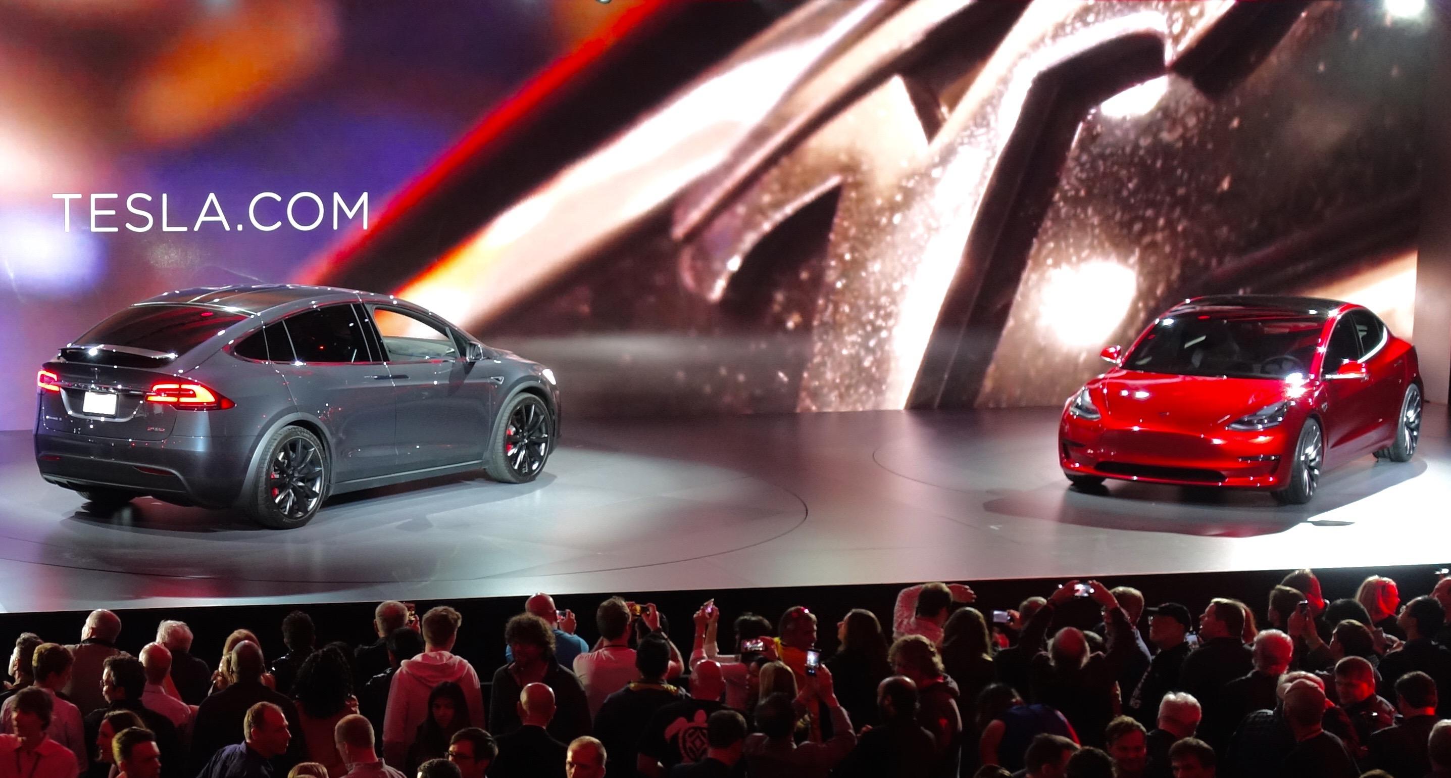 Tesla Motors Exhibition
