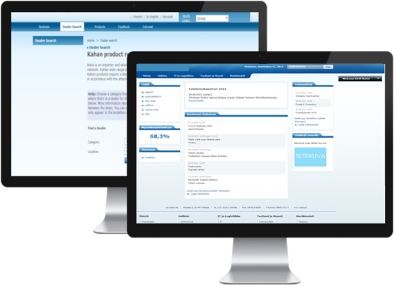 Dealer Network & Parts Management System