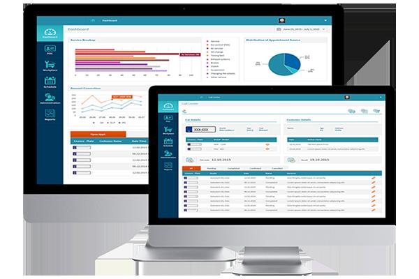 Online Service Planner