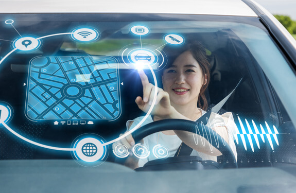 Blockchain and the connected car: the perfect match