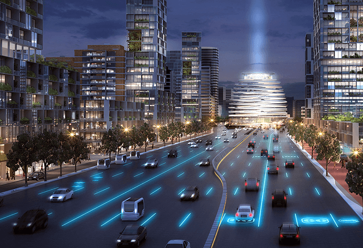 Connected Cars: Making Cities Smarter and Lives Simpler