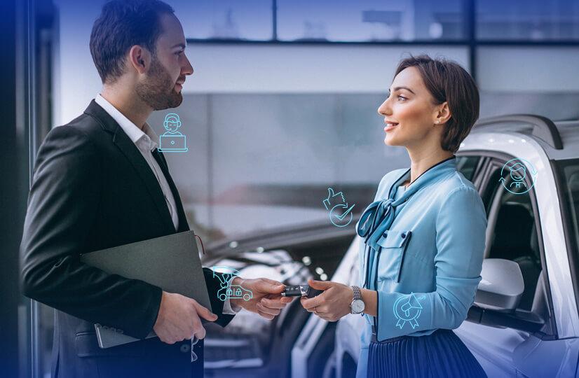 Customer delight in collision repait