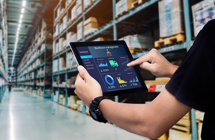Digital B2B Parts Ordering System