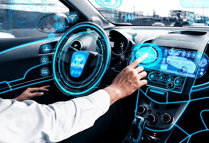 Your car will eventually live-stream video of your driving to the cloud