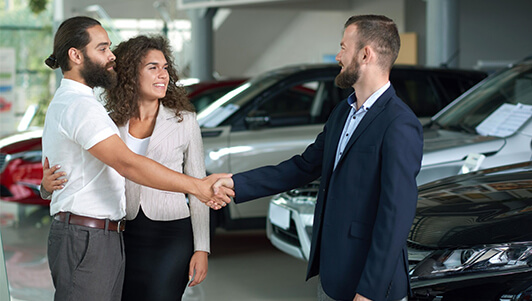 Easy vehicle stock management for leasing