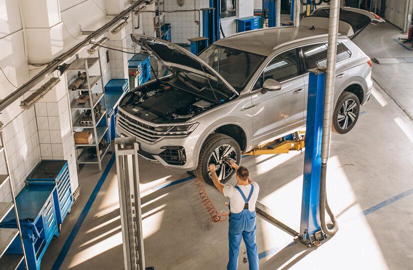 Enterprise Garage Management Solution