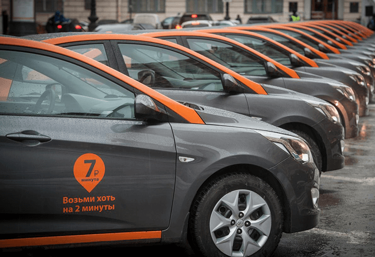 Car-sharing is gateway to electric and autonomous mobility