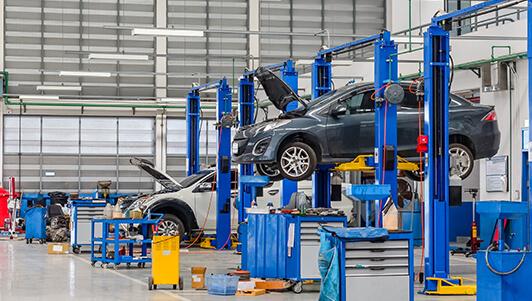 Increase your garage capacity utilization