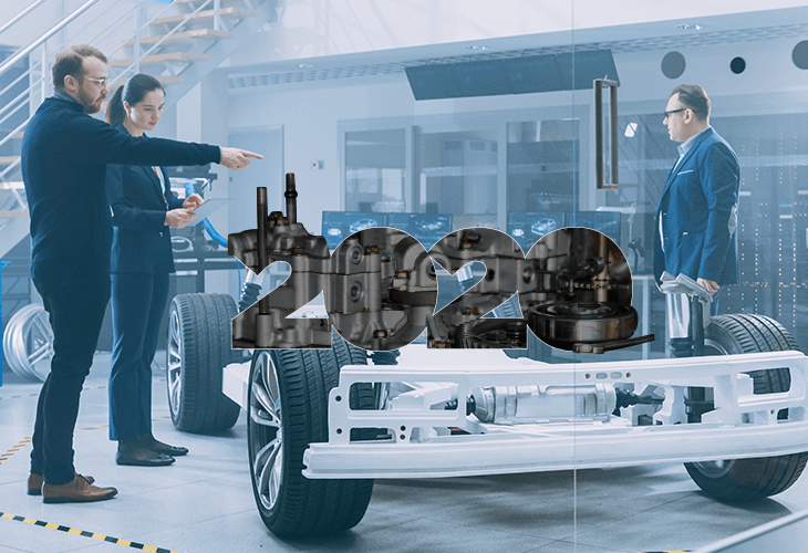 Game-Changing Trends for Automotive parts Manufacturers in 2020